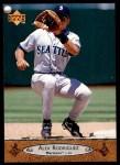 1996 Upper Deck #202  Alex Rodriguez  Front Thumbnail