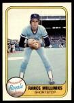 1981 Fleer #48  Rance Mulliniks  Front Thumbnail
