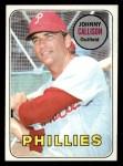 1969 Topps #133  Johnny Callison  Front Thumbnail