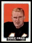 1964 Topps #135  Dobie Craig  Front Thumbnail