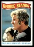 1975 Topps #7   -  George Blanda  Highlights Front Thumbnail