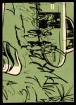 1966 Philadelphia Green Berets #63   Modern Swamp Fox Back Thumbnail
