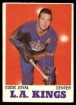 1970 O-Pee-Chee #39  Eddie Joyal  Front Thumbnail