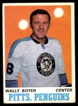 1970 O-Pee-Chee #203  Wally Boyer  Front Thumbnail