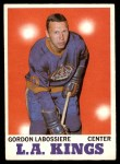 1970 O-Pee-Chee #38  Gord Labossiere  Front Thumbnail