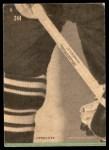 1970 O-Pee-Chee #244   -  Ed Giacomin All-Star Back Thumbnail