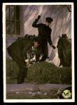 1966 Donruss Green Hornet #27   Kato disables attacking criminal Front Thumbnail