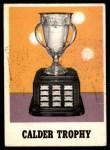 1970 O-Pee-Chee #258   Calder Trophy Front Thumbnail