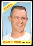 1966 Topps #358  Charlie Smith  Front Thumbnail