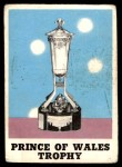 1970 O-Pee-Chee #255   Prince of Wales Trophy Front Thumbnail