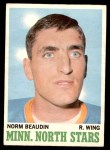 1970 O-Pee-Chee #48  Norm Beaudin  Front Thumbnail
