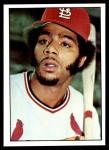1976 SSPC #277  Bake McBride  Front Thumbnail
