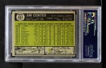 1961 Topps #531  Jim Coates  Back Thumbnail