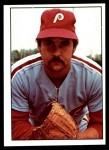 1976 SSPC #458  Gene Garber  Front Thumbnail