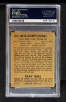1940 Play Ball #227  Jesse Haines  Back Thumbnail