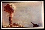 1954 Bowman Power for Peace #24   Atomic Cannon Test Front Thumbnail