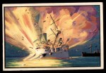 1954 Bowman U.S. Navy Victories #32   Remember the Maine Front Thumbnail