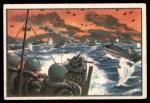 1954 Bowman U.S. Navy Victories #9   Landing at Inchon Front Thumbnail