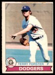 1979 O-Pee-Chee #7  Terry Forster  Front Thumbnail