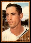 1962 Topps #568  Jim Golden  Front Thumbnail