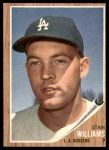 1962 Topps #515  Stan Williams  Front Thumbnail