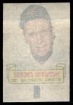1966 Topps Rub Offs   Brooks Robinson   Back Thumbnail