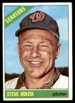 1966 Topps #294  Steve Ridzik  Front Thumbnail