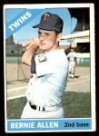 1966 Topps #327  Bernie Allen  Front Thumbnail