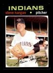 1971 Topps #375  Steve Hargan  Front Thumbnail