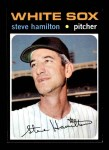 1971 Topps #627  Steve Hamilton  Front Thumbnail