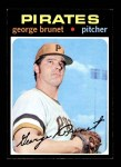 1971 Topps #73  George Brunet  Front Thumbnail