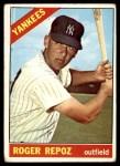 1966 Topps #138  Roger Repoz  Front Thumbnail
