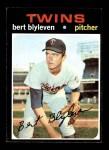 1971 Topps #26  Bert Blyleven  Front Thumbnail