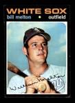 1971 Topps #80  Bill Melton  Front Thumbnail