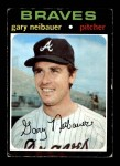 1971 Topps #668  Gary Neibauer  Front Thumbnail