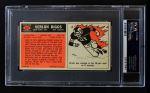 1965 Topps #131  Verlon Biggs  Back Thumbnail