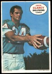 1968 Topps Poster #16  Jack Clancy  Front Thumbnail