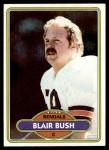 1980 Topps #86  Blair Bush  Front Thumbnail