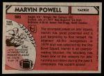 1980 Topps #285   -  Marvin Powell All-Pro Back Thumbnail