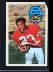 1970 Kellogg's #44  Johnny Roland  Front Thumbnail