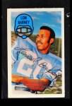 1970 Kellogg's #37  Lem Barney  Front Thumbnail