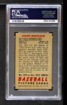 1951 Bowman #273  Danny Murtaugh  Back Thumbnail