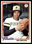 1978 O-Pee-Chee #221  John Candelaria  Front Thumbnail