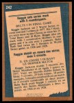 1978 O-Pee-Chee #242   -  Reggie Jackson Record Breaker Back Thumbnail