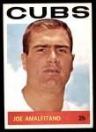 1964 Topps #451  Joe Amalfitano  Front Thumbnail