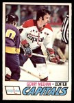 1977 O-Pee-Chee #53  Gerry Meehan  Front Thumbnail