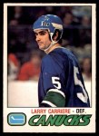 1977 O-Pee-Chee #304  Larry Carriere  Front Thumbnail