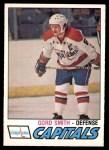 1977 O-Pee-Chee #387  Gord Smith  Front Thumbnail