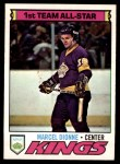 1977 O-Pee-Chee #240  Marcel Dionne  Front Thumbnail