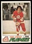 1977 O-Pee-Chee #310  Bobby Simpson  Front Thumbnail